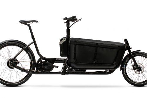 MF4e, le vélo-cargo familial électrique par Douze Cycles
