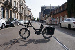 I:SY, le vélo facile pour Bruxelles