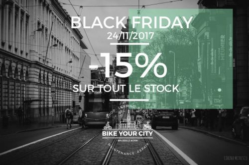 Black Friday à bike your city