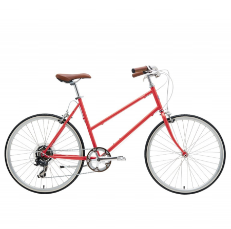 tokyobike bisous salmon red