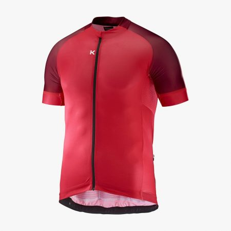 Katusha ICON jersey ss coral sangre