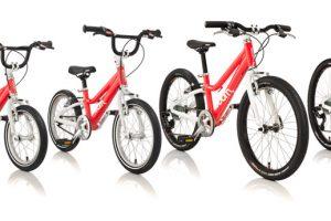 Woom, les vélos pour enfants